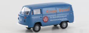 BREKINA 33539 VW T2 Kasten Krupp Kessel | Auto-Modell 1:87
