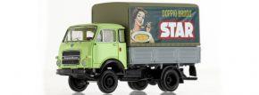 BREKINA 34642 OM Lupetto PP 1960, Star | LKW-Modell 1:87 kaufen