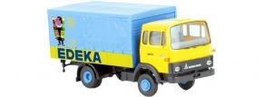 BREKINA 34722 Magirus MK Getränkeaufbau Edeka | LKW-Modell 1:87 kaufen