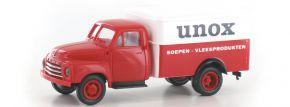 BREKINA 35337 Opel Blitz Koffer Unox | LKW-Modell 1:87 kaufen