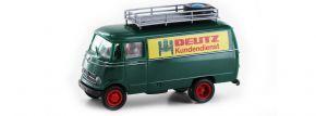 BREKINA 36042 Mercedes L 319 Kasten Deutz Kundendienst   Auto-Modell 1:87 kaufen