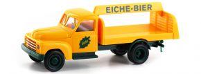 BREKINA 37129 Hanomag L28 Getraenkeaufbau   Auto-Modell 1:87 kaufen