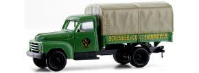 BREKINA 37138 Hanomag L 28 PP Schenker Hannover | LKW-Modell 1:87 kaufen