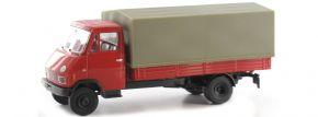 BREKINA 37705 Steyr 590 PP rot | LKW-Modell 1:87 kaufen