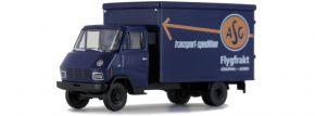 BREKINA 37730 Steyr 590 Koffer ASG Flygfrakt | LKW-Modell 1:87 kaufen