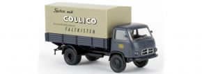 BREKINA 43226 Borgward B 655 PP Collico der DB 1959   LKW-Modell 1:87 kaufen