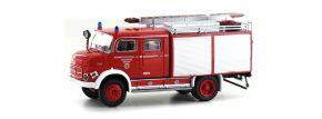 BREKINA 47162 Mercedes LAF 1113 TLF 16 Feuerwehr   Blaulichtmodell 1:87 kaufen