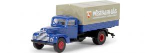 BREKINA 49027 Ford FK 3500 PP Westfalen-Gas | Modell-Lkw 1:87 kaufen