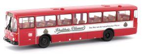 BREKINA 50641 Mercedes O 307 Überlandbus rot DB | Bus-Modell 1:87 kaufen