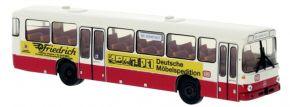 BREKINA 50644 Mercedes O 307 Überlandbus DB - DMS Friedrich 1982 | Busmodell 1:87 kaufen