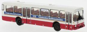 BREKINA 50647 Mercedes O 307 Überlandbus 1982 DB - V-R Banken | Busmodell 1:87 kaufen