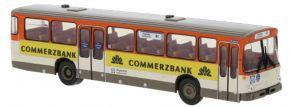 BREKINA 50650 Mercedes O 307 Überlandbus Frankfurt - Commerzbank | Busmodell 1:87 kaufen