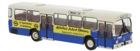 BREKINA 50801 Mercedes O 305 Stadtbus 1972 HSB - Pfotzer | Busmodell 1:87 kaufen