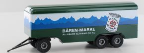 BREKINA 55294 Anhänger 3achs Koffer Bären-Marke | Anhänger 1:87 kaufen