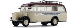 BREKINA 58012 Steyr 380/I Bus Ehrenfahrt | Bus-Modell 1:87 kaufen