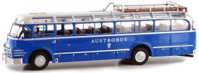 BREKINA 58061 Saurer 5 GVF-U Austrobus | Bus-Modell 1:87 kaufen