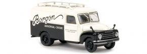 BREKINA 58161 Hanomag L 28 Kasten Borgon | LKW-Modell 1:87 kaufen