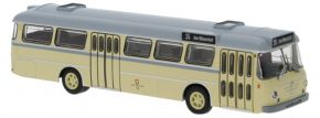 BREKINA 59361 Büssing Senator 12 D Stadtwerke Frankfurt | Busmodell 1:87 kaufen