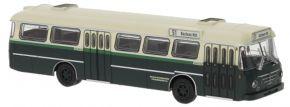 BREKINA 59362 Büssing Senator 12 D 1963 Bogestra | Busmodell 1:87 kaufen