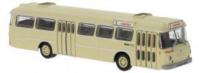 BREKINA 59363 Büssing Senator 12 D 1963 Wuppertal | Busmodell 1:87 kaufen