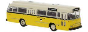 BREKINA 59523 Magirus Saturn II Stadtwerke Ulm 1960 | Busmodell 1:87 kaufen