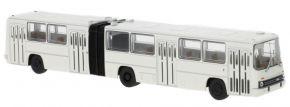 BREKINA 59709 Ikarus 280.02 Gelenkbus weiss 1985 | Busmodell 1:87 kaufen