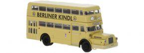BREKINA 61201 IFA Do 56 Bus BVG - Berliner Kindl | Busmodell 1:87 kaufen