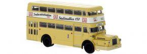 BREKINA 61202 IFA Do56 1960 BVG - Zeiss | Busmodell 1:87 kaufen
