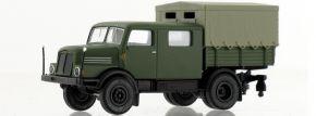 BREKINA 71753 IFA S 4000-1 Bautruppwagen Volkspolizei   LKW-Modell 1:87 kaufen