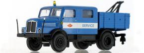 BREKINA 71755 IFA S 4000-1 Abschleppwagen 1960,  Fortschritt | LKW-Modell 1:87 kaufen