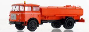 BREKINA 71870 LIAZ 706 Sprengwagen orange | LKW-Modell 1:87 kaufen