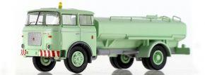 BREKINA 71872 LIAZ 706 Sprengwagen hellgrün, 1970 | LKW-Modell 1:87 kaufen