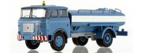 BREKINA 71873 LIAZ 706 Sprengwagen hellblau, 1970 | LKW-Modell 1:87 kaufen