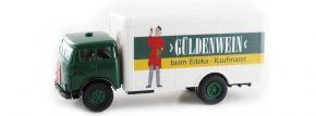 BREKINA 78369 MAN 10.212 Koffer Güldenwein | LKW-Modell 1:87 kaufen