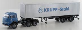 BREKINA 84130 Krupp SF 380 Krupp Stahl | LKW-Modell 1:87 kaufen