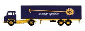 BREKINA 85151 Scania LB 76 Koffer-SZ ASG Spedition | Modell-Lkw 1:87 kaufen