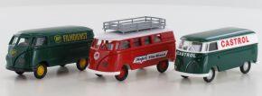 BREKINA 90473 Set Der VW Transporter an der Rennstrecke | Auto-Modell 1:87 kaufen