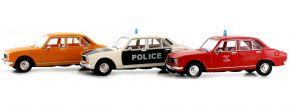 BREKINA 90475 Set mit e Peugeot 504 | Auto-Modell 1:87 kaufen