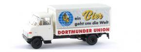 BREKINA 93761 Hanomag-Henschel F 55 Dortmunder Union | LKW-Modell 1:87 kaufen