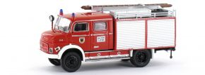 BREKINA 94729 Mercedes LAF 1113 TLF 16 Feuerwehr | Blaulichtmodell 1:87 kaufen