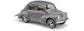 BUSCH 46524 Renault 4 CV grau   Auto-Modell 1:87 kaufen