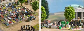 BUSCH 1090 Friedhof Ausgestaltungset Bausatz Spur H0 kaufen