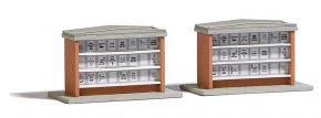 BUSCH 1093 Urnenwände 2 Stück Bausatz Spur H0 kaufen