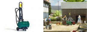 BUSCH 1187 Fasstankstelle Bausatz Spur H0 kaufen