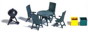 BUSCH 1190 Gartenparty Set | Spur H0 kaufen
