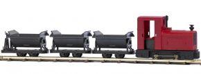 BUSCH 12010 Feldbahn Startset mit Kipploren Spur H0f kaufen