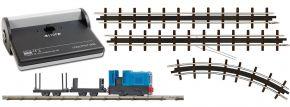 BUSCH 12013 Feldbahn Start-Set Transport | Spur H0f 1:87 kaufen