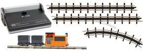 BUSCH 12020 Feldbahn Start-Set Grubenbahn | Spur H0f 1:87 kaufen