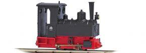 BUSCH 12142 Dampflok mit Scheinwerfer Decauville Typ 3 für Feldbahn 1:87 kaufen