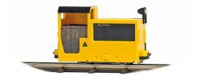 BUSCH 12150 Grubenbahnlok B360 mit funktionierendem Scheinwerfer Feldbahnlok Spur H0f kaufen
